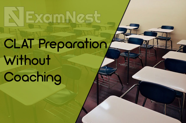 CLAT Preparation Without Coaching